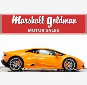 2015 Lamborghini Huracan LP 610-4 Coupe for sale 101132040