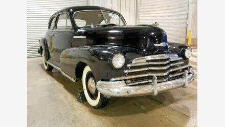 1947 Chevrolet Fleetmaster for sale 101132053