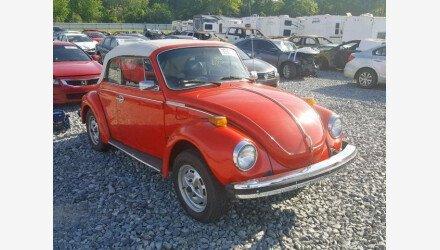 1979 Volkswagen Beetle for sale 101132156