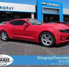2019 Chevrolet Camaro Coupe for sale 101132352