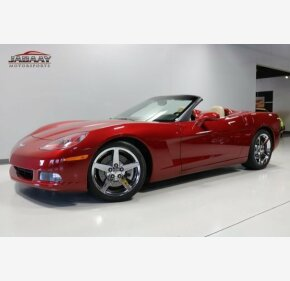 2008 Chevrolet Corvette Convertible for sale 101132396
