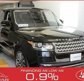 2016 Land Rover Range Rover Supercharged for sale 101132397