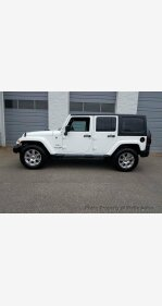 2018 Jeep Wrangler JK 4WD Unlimited Sahara for sale 101132417