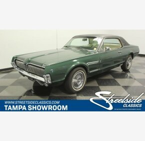 1967 Mercury Cougar for sale 101132449