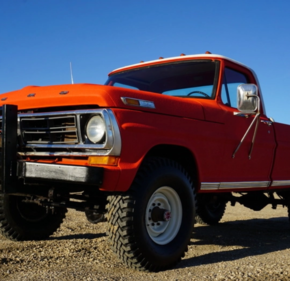 1971 Ford F250 4x4 Regular Cab for sale 101132458