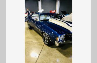 1972 Chevrolet Chevelle SS for sale 101132478
