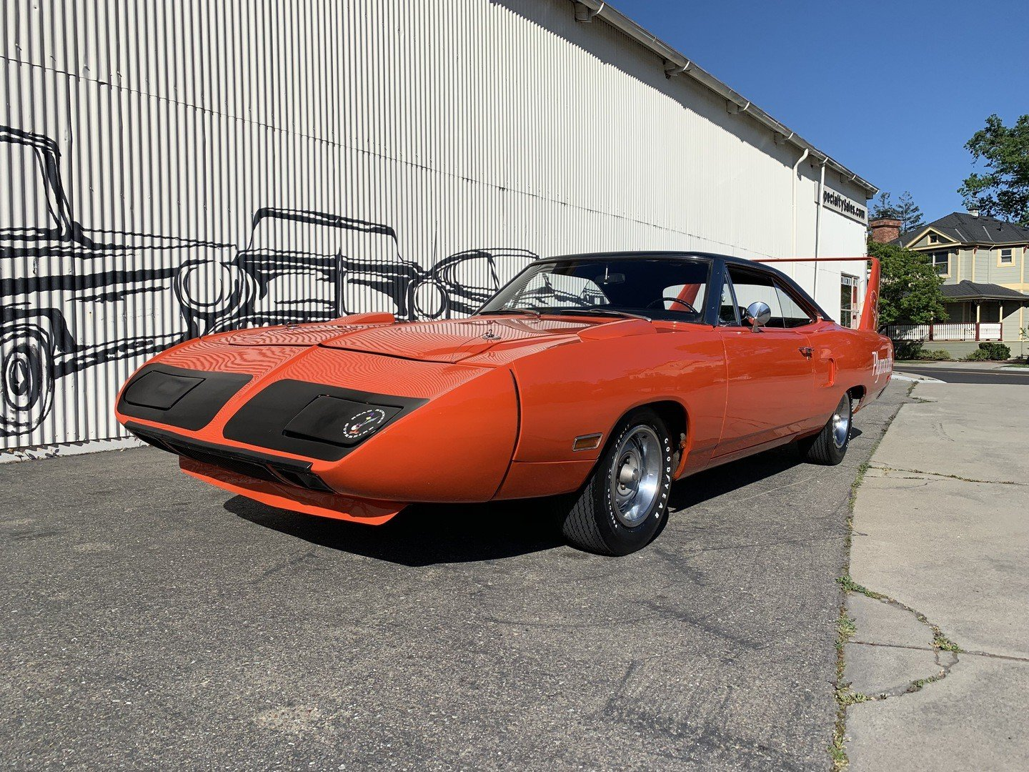 Plymouth Superbird Classics For Sale Classics On Autotrader