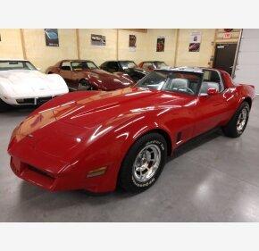 1981 Chevrolet Corvette Coupe for sale 101132670