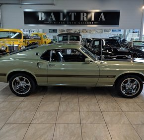 1969 Ford Mustang Fastback for sale 101132671