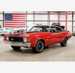 1972 Chevrolet Chevelle for sale 101132766