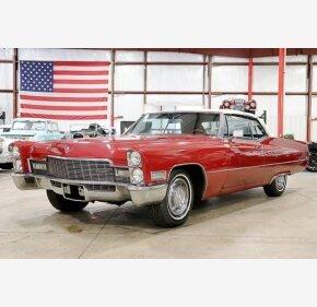 1968 Cadillac De Ville for sale 101132769