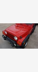 2006 Jeep Wrangler 4WD Sport for sale 101132777