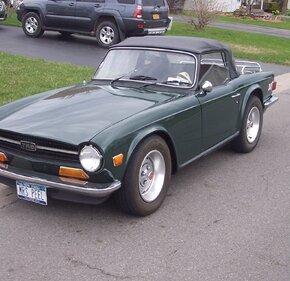 1972 Triumph TR6 for sale 101132800