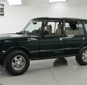 1994 Land Rover Range Rover LWB for sale 101132817