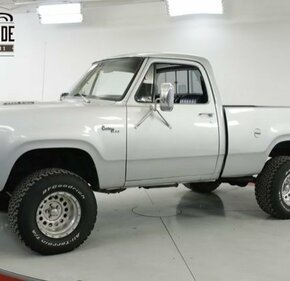 1978 Dodge Power Wagon for sale 101132820