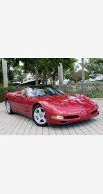 1998 Chevrolet Corvette Convertible for sale 101132826