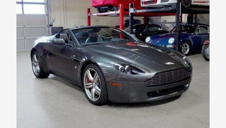 2009 Aston Martin V8 Vantage Roadster for sale 101132850