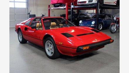 1985 Ferrari 308 GTS for sale 101132852