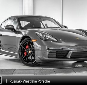 2019 Porsche 718 Cayman for sale 101132873
