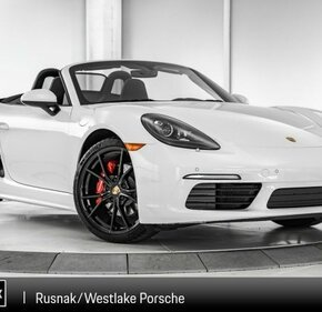 2019 Porsche 718 Boxster for sale 101132882