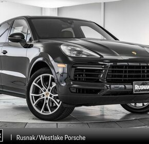 2019 Porsche Cayenne for sale 101132884