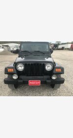 2006 Jeep Wrangler 4WD Sport for sale 101132886