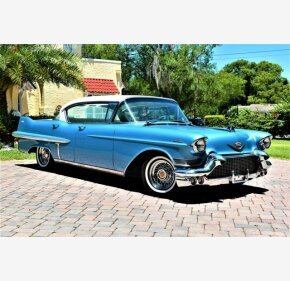 1957 Cadillac De Ville for sale 101132970