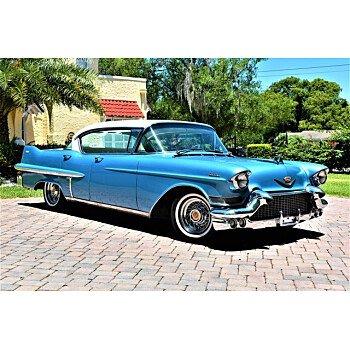 1957 Cadillac De Ville for sale 101132970