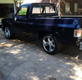 1981 Chevrolet C/K Truck Custom Deluxe for sale 101132983
