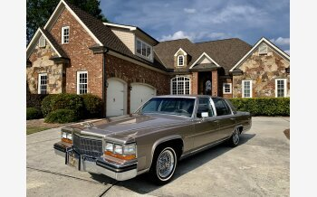 1986 Cadillac Fleetwood d'Elegance Sedan for sale 101133022