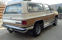 1991 Chevrolet Blazer 4WD for sale 101133027