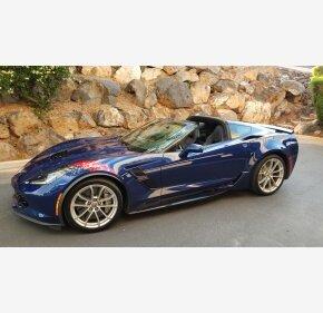 2017 Chevrolet Corvette Grand Sport Coupe for sale 101133046