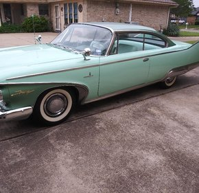 1960 Plymouth Fury for sale 101133051
