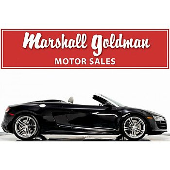 2012 Audi R8 5.2 Spyder for sale 101133067