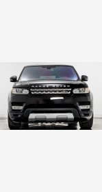 2016 Land Rover Range Rover Sport HSE for sale 101133069