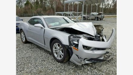 2015 Chevrolet Camaro LS Coupe for sale 101133207