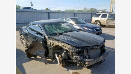 2015 Chevrolet Camaro LS Coupe for sale 101133236