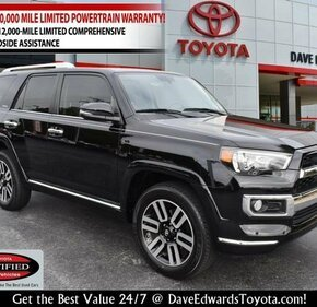 2017 Toyota 4Runner 4WD for sale 101133420