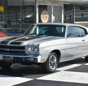 1970 Chevrolet Chevelle SS for sale 101133426
