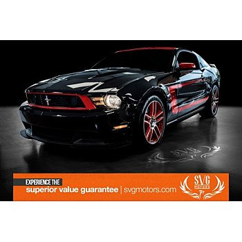 2012 Ford Mustang Boss 302 Coupe for sale 101133429