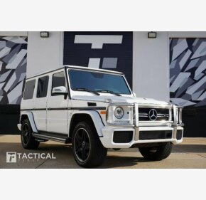 2018 Mercedes-Benz G63 AMG for sale 101133444