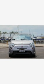 2016 FIAT 500 e Hatchback for sale 101133486