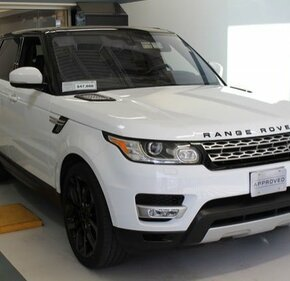 2016 Land Rover Range Rover Sport HSE for sale 101133500