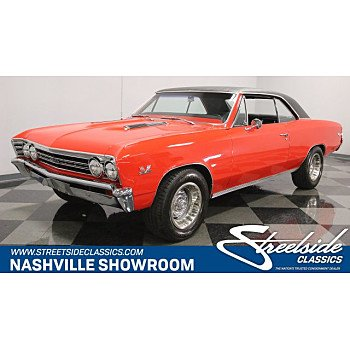 1967 Chevrolet Chevelle for sale 101133535