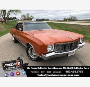 1972 Chevrolet Monte Carlo for sale 101133553