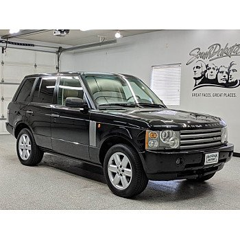 2005 Land Rover Range Rover HSE for sale 101133626
