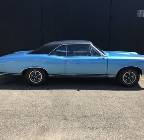 1967 Pontiac GTO for sale 101133629
