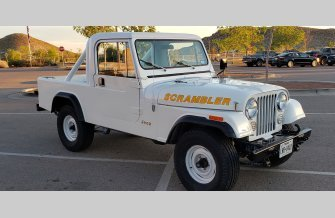 1981 Jeep Scrambler for sale 101133639