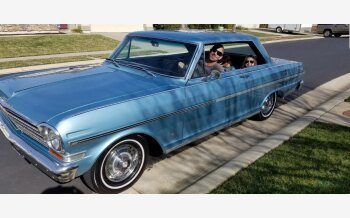 1963 Chevrolet Nova Coupe for sale 101133645