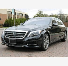 2017 Mercedes-Benz Maybach S550 4MATIC Sedan for sale 101133801